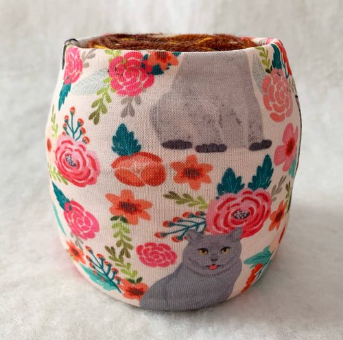 Floral Cats Sheep Squeezer