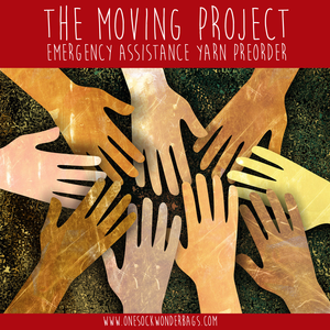"PRE-ORDER ""The Moving Project"""