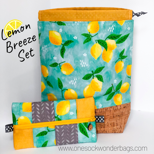 Lemon Breeze Set
