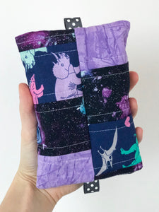 Space Dinos Scrappy Small Notions Pouch