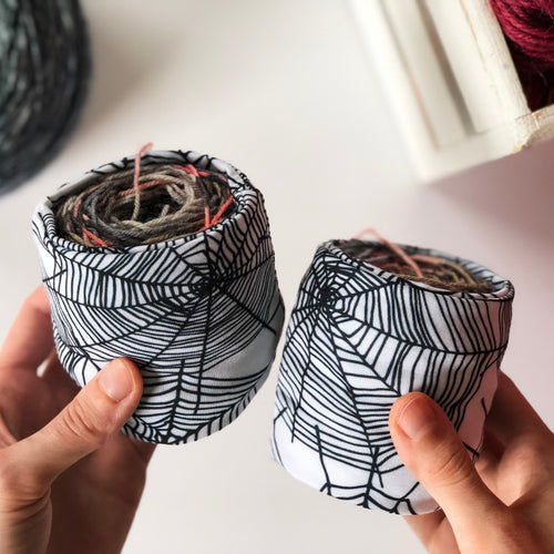 Cobwebs Sheep Squeezettes Yarn Socks