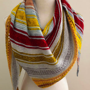 (Preorder) Game of Thrones Inspired Shawl Kit