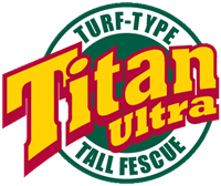 Titan ULTRA Tall Fescue Grass Seed (Certified) - 25 Lbs.