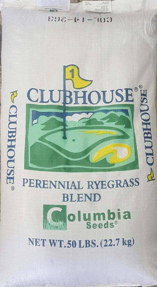 Clubhouse GQ Perennial Ryegrass Seed - 1 Lb.