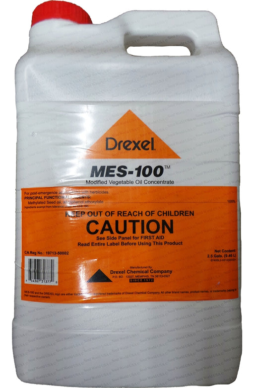 Methylated Seed Oil MES 100 - 2.5 Gallon