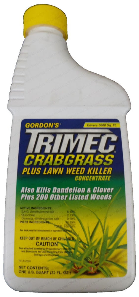 Gordon's Trimec Crabgrass Killer Concentrate - 1 Qt.