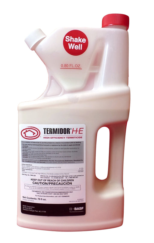 Termidor HE High Efficiency Termiticide - 79 Oz.