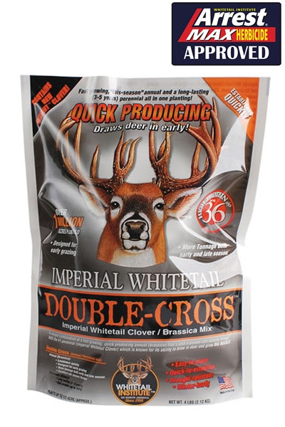 Imperial Whitetail Double-Cross - 18 Lbs.