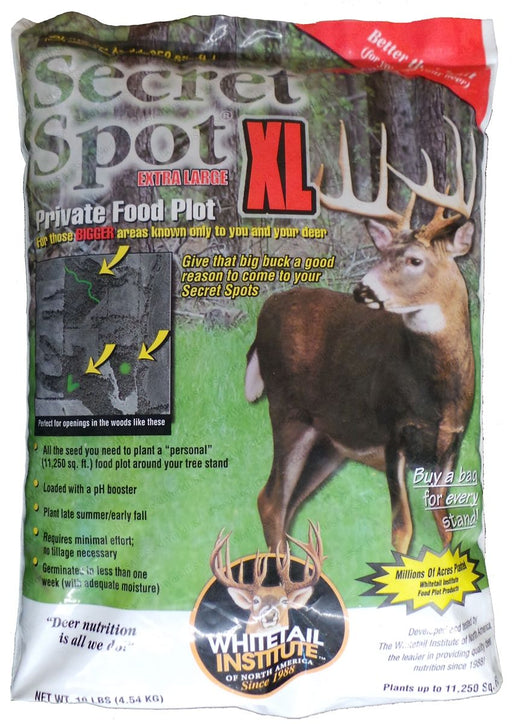 Whitetail Institute Secret Spot XL Deer Food Plot - 10 Lbs.