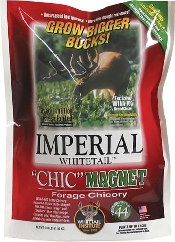 Imperial Whitetail Chic Magnet Seed - 3 Lbs.