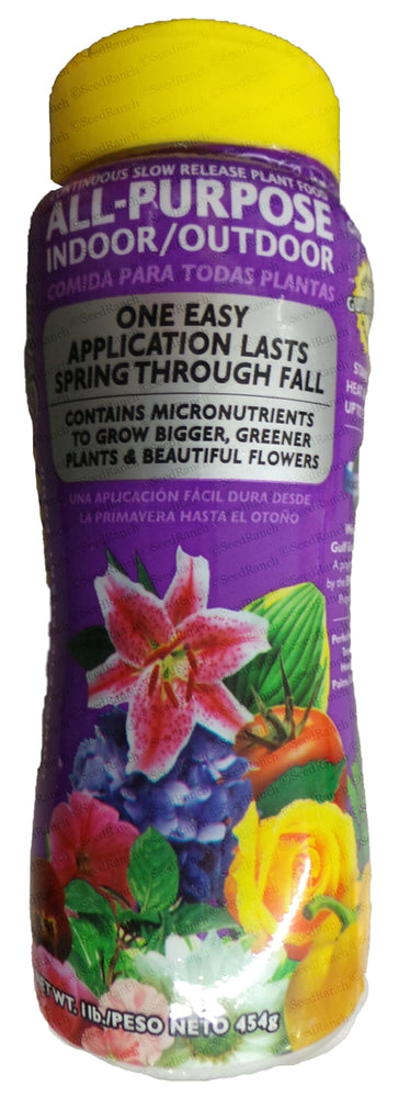 Dynamite All-Purpose Select Indoor/Outdoor Plant Food 15-5-9 - 1 Lb.