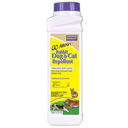 Go Away Rabbit Dog and Cat Repellent - 1 lb