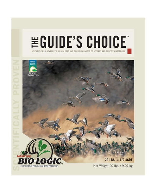Biologic The Guide's Choice (67% Japanese Millet) - 20 Lbs.