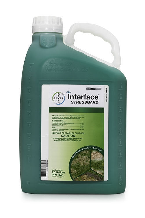 Interface Stressgard Fungicide - 2.5 Gallons