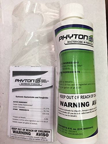 Phyton 35 Bactericide Fungicide - 8 Oz.