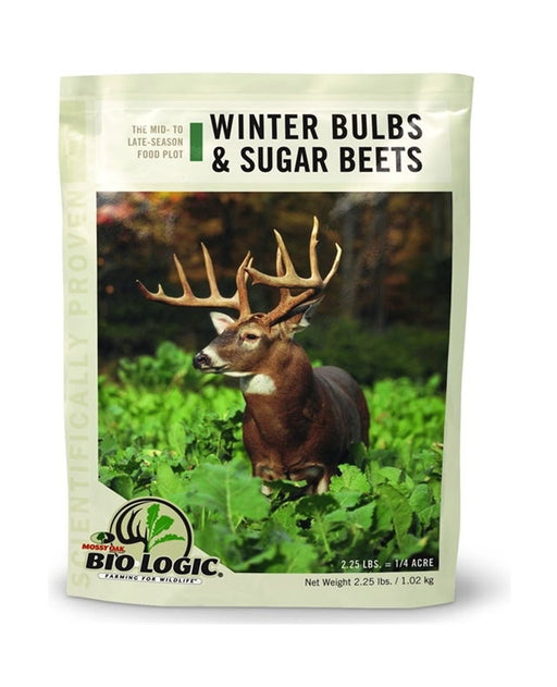 Biologic Winter Bulbs & Sugar Beets - 2.25 Lbs.