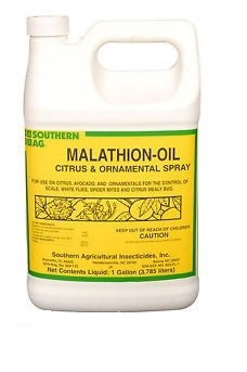 Malathion Oil Citrus & Ornamental Spray Insecticide - 1 Gallon