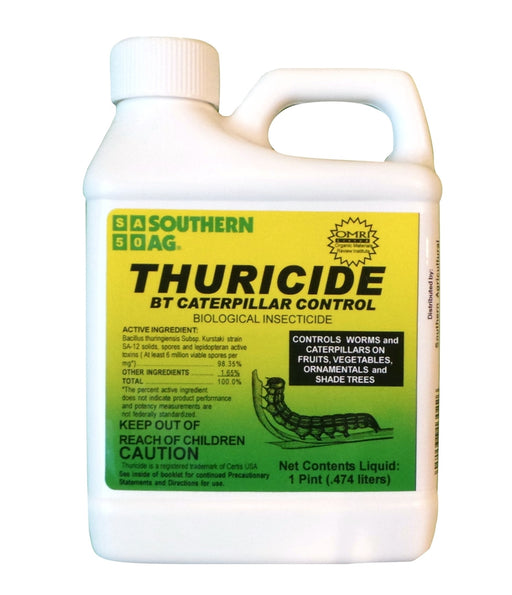 Thuricide BT Caterpillar Control - 1 Pint