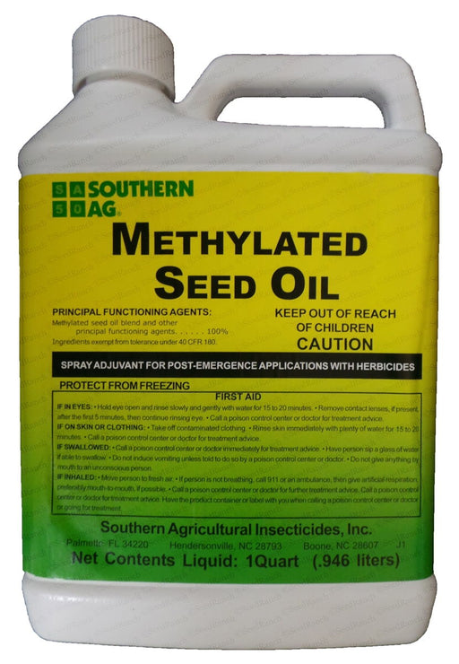 Methylated Seed Oil (MSO) - 1 Quart