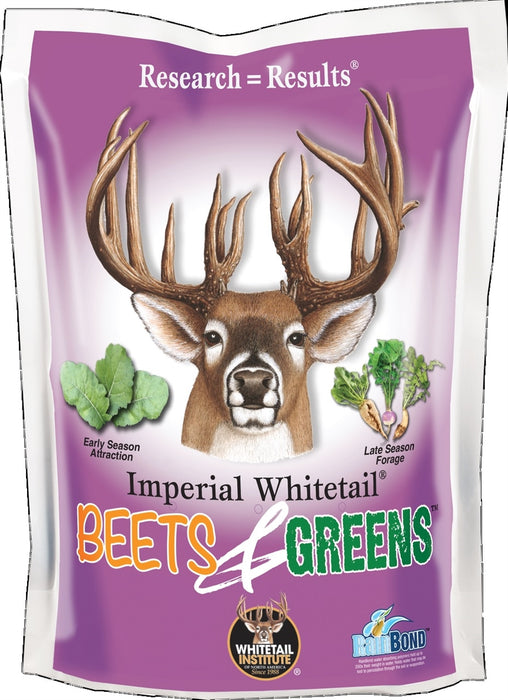 Imperial Whitetail Beets & Greens - 3 Lbs.