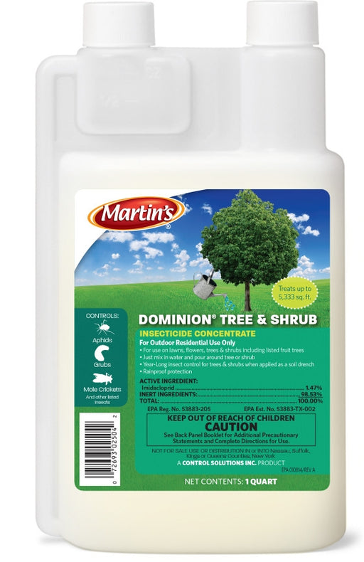 Dominion Tree and Shrub Insecticide - 1 Quart