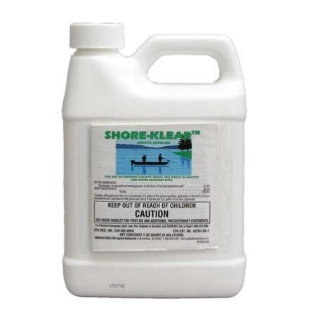 Shore-Klear Aquatic Herbicide - 1 Quart