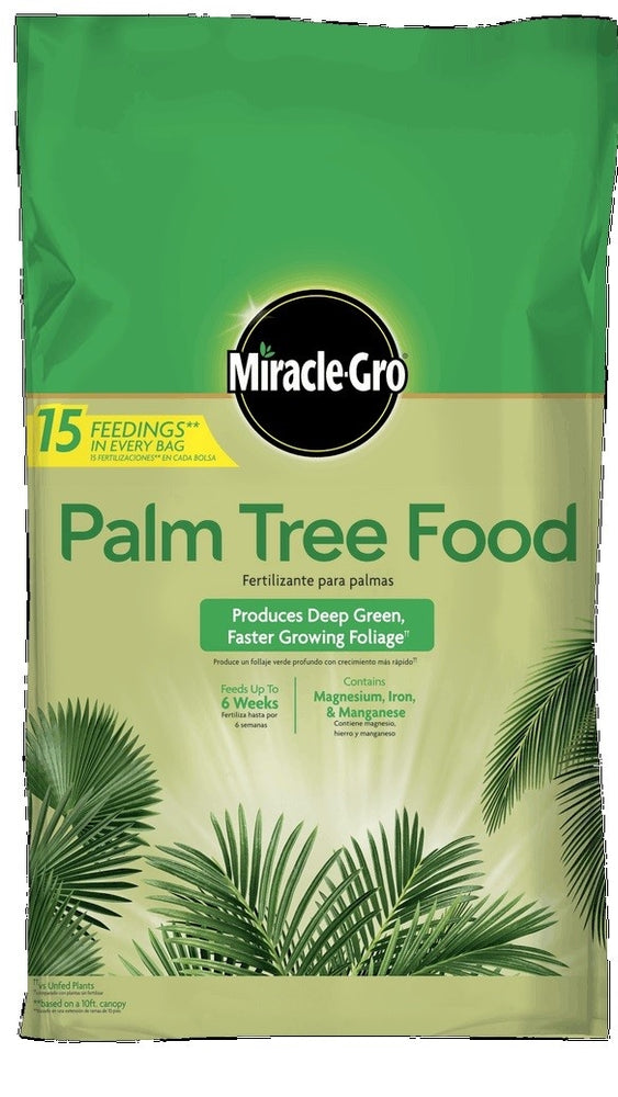 Miracle Gro Palm Tree Food - 20 Lbs.