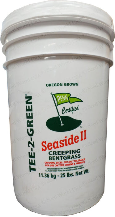 Seaside 2 Creeping Bent Grass Seed - 25 Lbs.