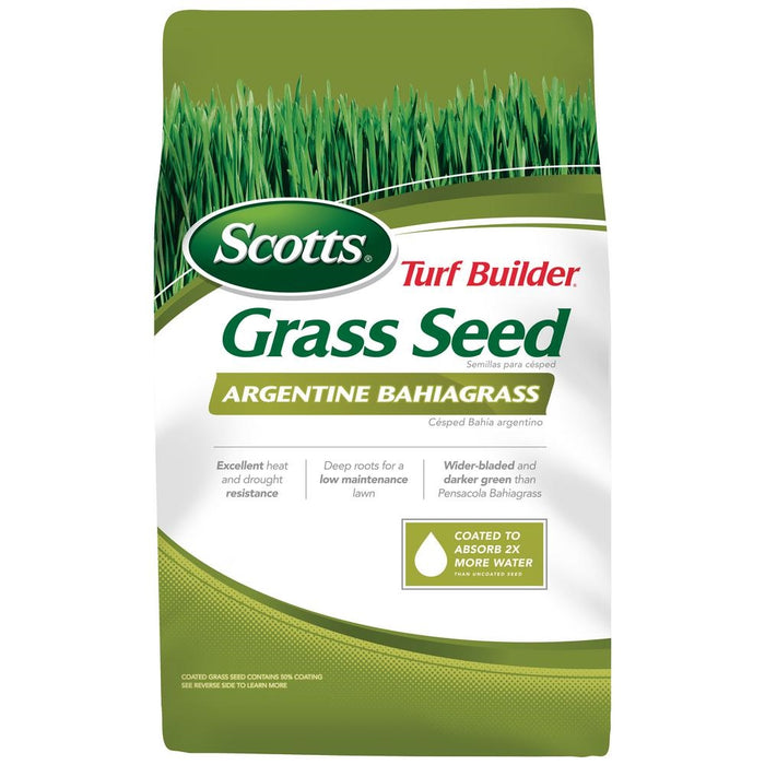 Scotts Turf Builder Argentine Bahia Grass Seed - 10 Lbs.