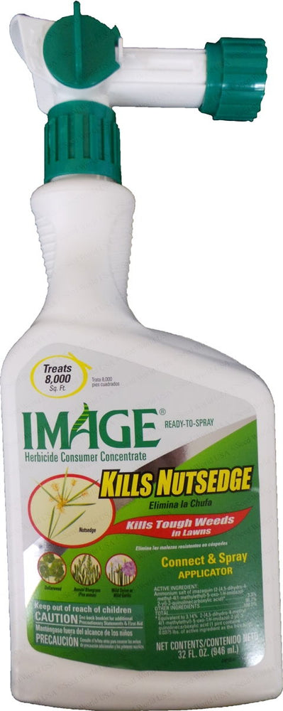 "Image Nutsedge Herbicide Ready-To-Spray ""Weed Killer"" - 32 oz."