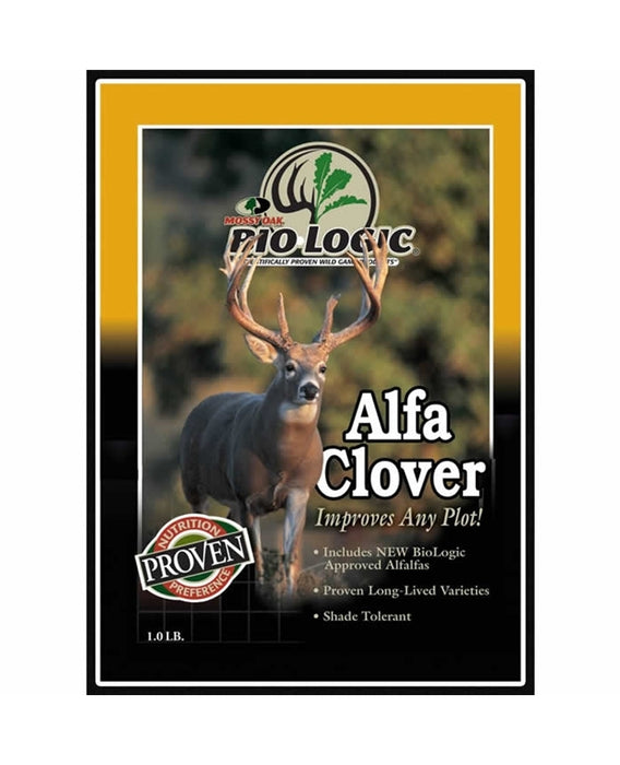Biologic Alfa Clover Plot Performance Additive - 1 Lb.
