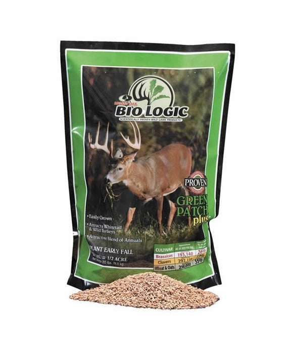 Biologic Green Patch Plus - 20 Lbs.