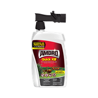 "Amdro Quick-Kill Insecticide Concentrate ""Kills 500+ Pests"" - 1 Qt."