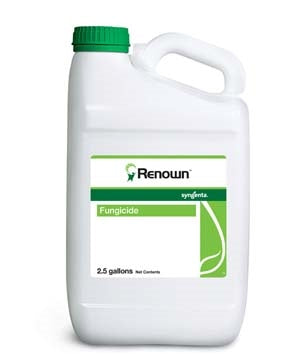Renown Fungicide - 2.5 Gallons