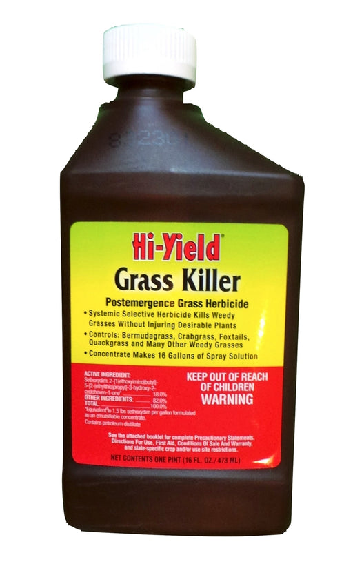 Grass Killer Sethoxydim Herbicide - 1 Pint