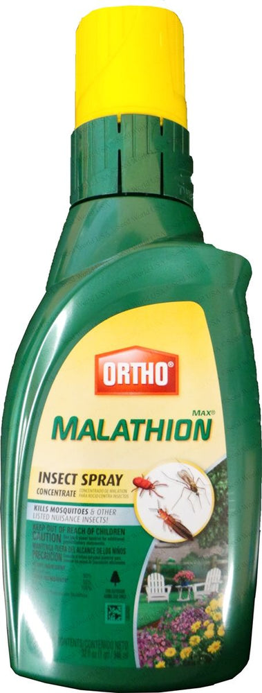Ortho Malathion Insecticide - 32 oz.