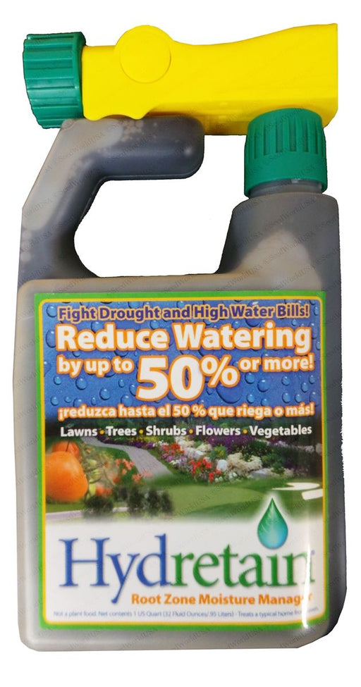 Hydretain Moisture Manager Lawn Aid - 1 Qt.