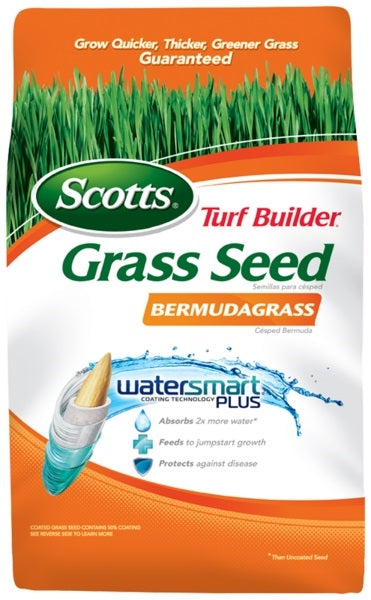 Scotts Turf Builder Bermuda Grass Seed - 50 Lbs.