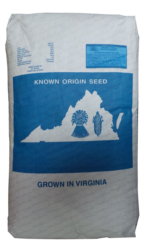 Atlantic Barley Seed (Certified) - 48 Lbs.