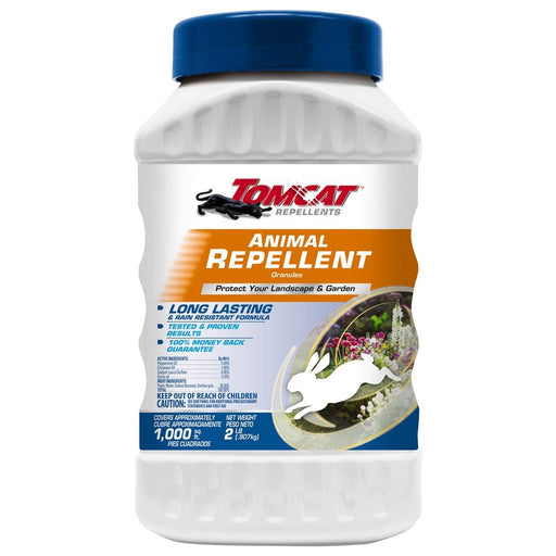 Tomcat Repellents Animal Repellent Granules - 2 lbs.