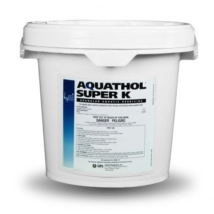 Aquathol Super K Granulated Aquatic Herbicide - 20 Lbs.