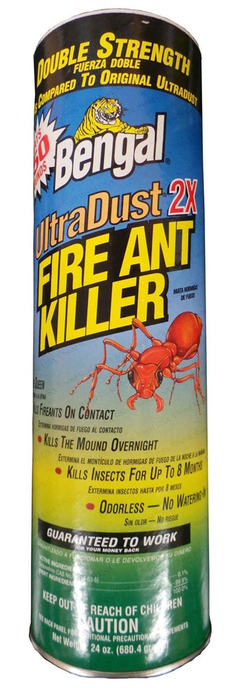 Bengal UltraDust 2x Fire Ant Killer - 24 oz.