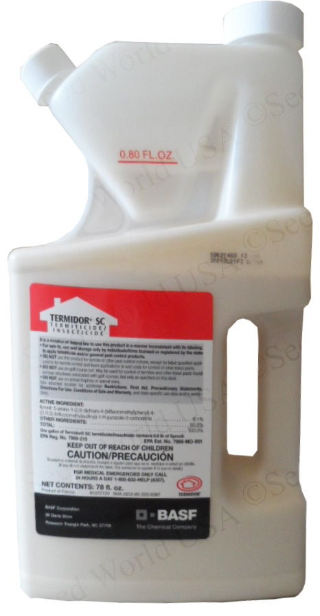 Termidor SC Termite and Insect Control- 78 Oz.