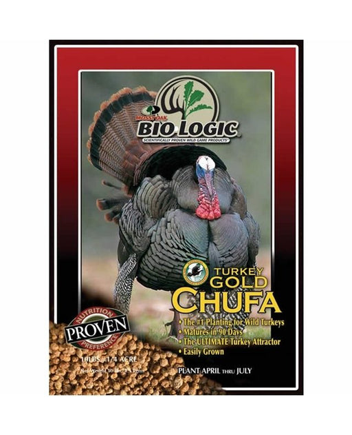 Biologic Turkey Gold Chufa - 10 Lbs.