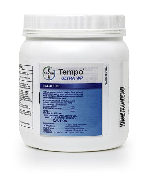 Tempo Ultra WP Insecticide - 420 Grams