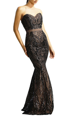 Jadore Janie Black Dress