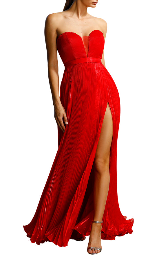 Jadore Tiffany Red Dress