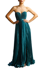 Jadore Tiffany Teal Dress