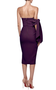 Misha Loreal Purple Dress