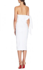 Misha Loreal White Dress